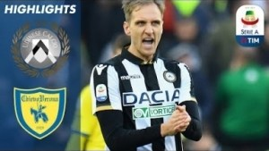 Udinese 1-0 Chievo All Goals & Highlights 17/2/2019